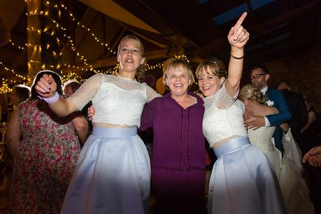 Barmbyfield Barn Wedding Photography Dance Disco Photos