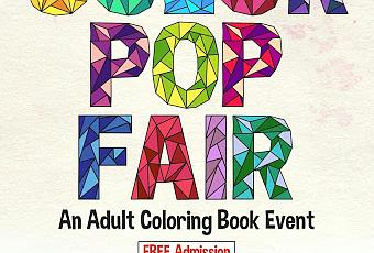 Color Pop Fair At National Book Store
