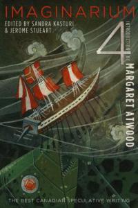 Book Review: Imaginarium 4: The Best Canadian Speculative Writing