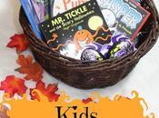 Kids Halloween Basket Spooky Reads!