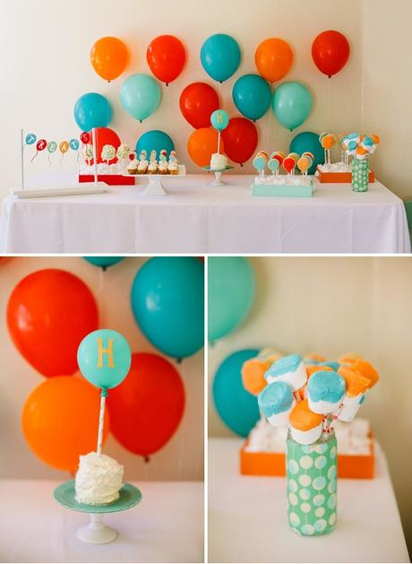 43 Dashing DIY Boy First Birthday Themes Paperblog