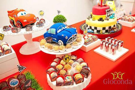 Disney Cars 43 Dashing DIY Boy First Birthday Themes