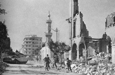 Arab Israeli Conflicts The June 1967 War