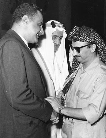 Nasser and Arab Socialism