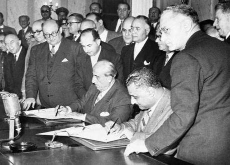 Egypt and the Arab World