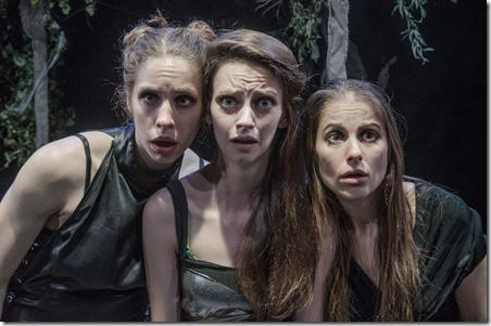 Review: The Fairytale Lives of Russian Girls (Trap Door Theatre)