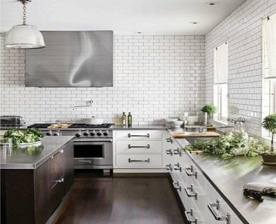 Stylish Kitchen Tiling on a Budget. Stylish Kitchen Tiling on a Budget   Paperblog
