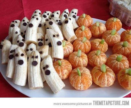 fun and creative healthy halloween snack ideas paperblog