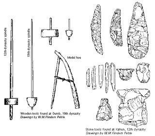 Ancient Egypt Tools Paperblog
