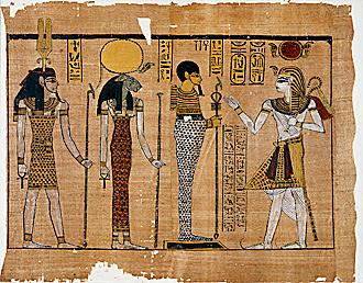 Ancient Egyptian Culture - Paperblog