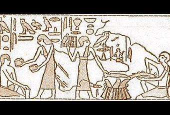 an analysis of the ancient egyptians on trade Ancient egyptian trade consisted of the gradual creation of land and sea trade routes connecting the ancient egyptian civilization with the fertile crescent , arabia , sub-saharan africa , and india.