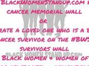 Breast Cancer Awareness Wall…Honoring Black Women