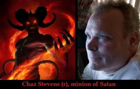 Chaz Stevens