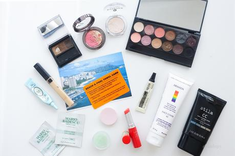 Hawaii and Current Beauty Favorites