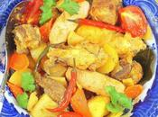 Curry Debal #SundaySupper
