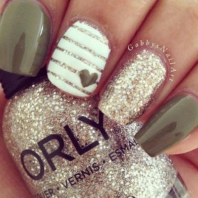 8 inspiring nail designs that are perfect for thanksgiving. fall ...
