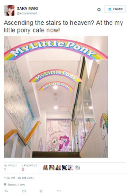 I Want To Go To My Little Pony Cafe! Fly Me To Japan Please?