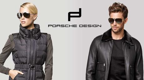 Porsche Design eyewear 2015 collection campaign