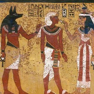 ancient egyptians and their marvelous work This is the marvelous work about egypt, the start of egyptology and the guide book of egyptology it contains early discovery of ancient egypt from the aspect of cultures, languages, arts.