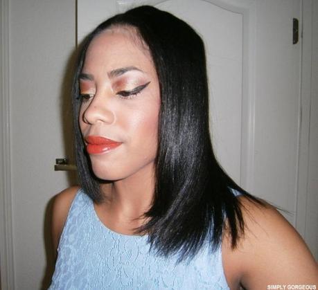 Classic Halloween Inspired Makeup Look  Paperblog - Classic Halloween Makeup
