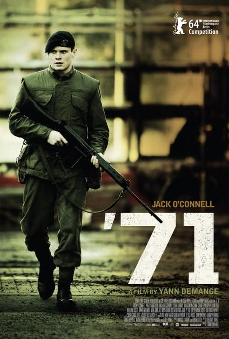MOVIE OF THE WEEK: '71