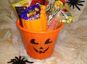 What's Sienna's Halloween Bucket!