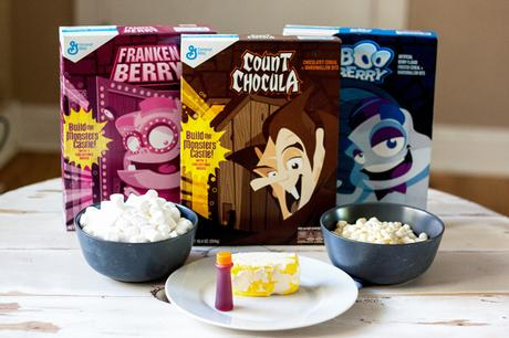 Sweet Halloween Treat Recipe With Count Chocula® Cereal