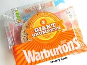 Review: Warburtons Giant Crumpets