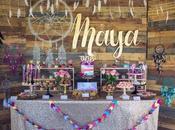 Maya's Boho Themed Birthday Rebecca King