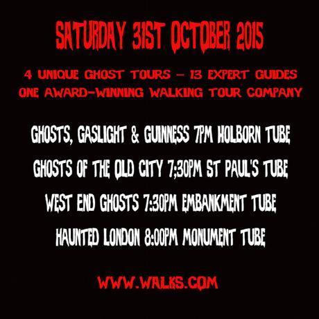 The #Halloween London Podcast