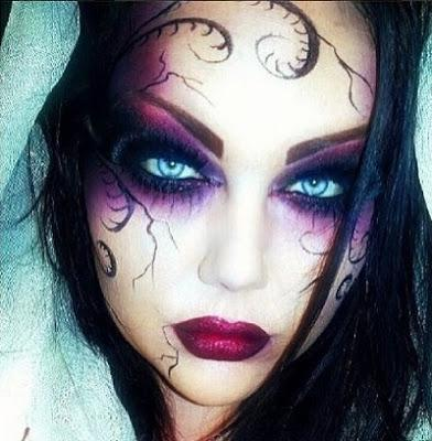Easy Halloween Make Up Ideas for Men and Women