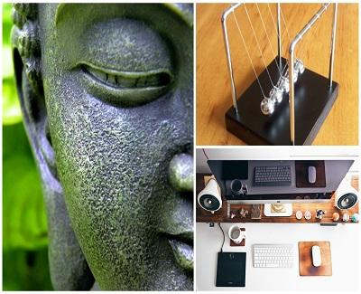 Zen Home Office Principles Paperblog