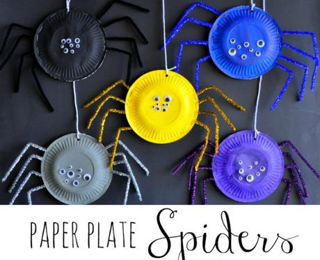 11 Easy and Fun Halloween Crafts for Toddlers