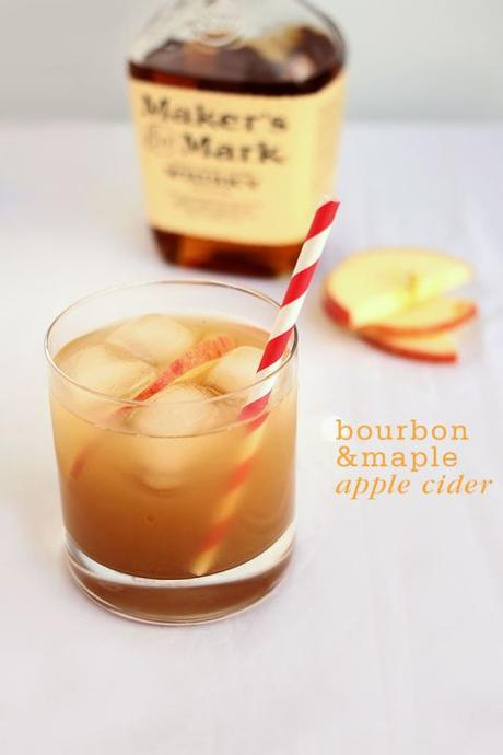Bourbon Maple Apple Cider