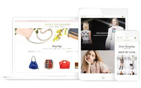 Shout Out Of The Day: Moda Operandi Unveils New Site