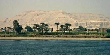 Ancient Egypt Nile River - Paperblog