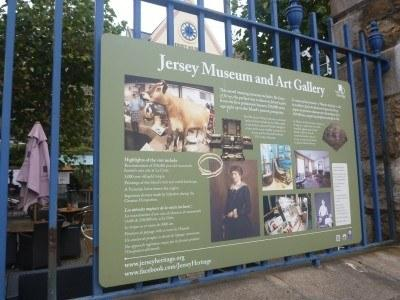 Jersey Museum and Art Gallery