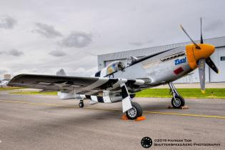 P-51B Mustang, Historic Flight Collection