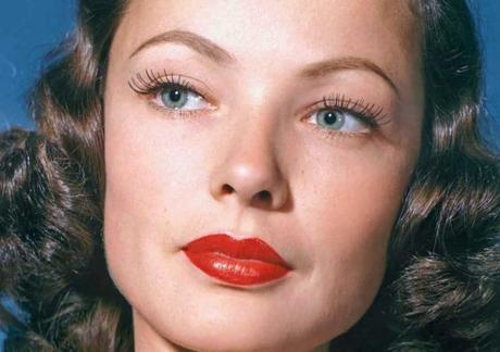 Famous 1940s Hollywood Faces And Their Make Up Paperblog - 1940-makeup