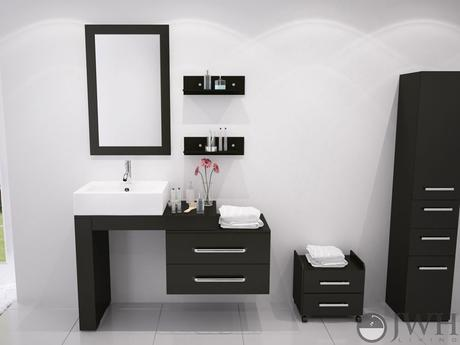 scorpio single vessel sink vanity jwh living modern floating masculine design style theme tips ideas advice designer wall mounted sophisticated