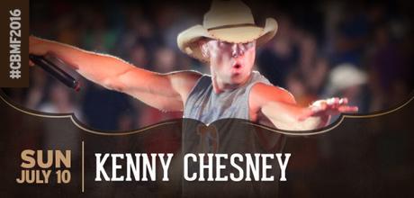 Kenny Chesney Cavendish