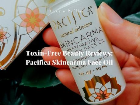 Toxin-Free Beauty Reviews: Pacifica Skincarma Restorative Roll-on Face Oil