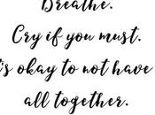 Don't Have Together.