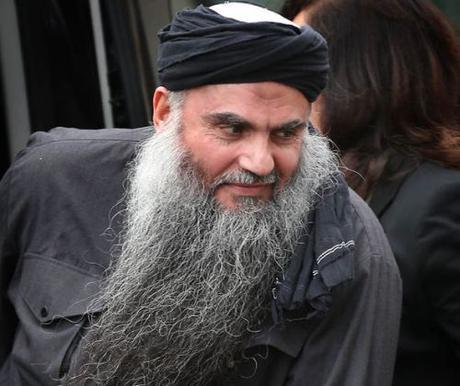 Radical hate cleric Abu Qatada