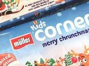 Review: Müller Kids Corner Merry Crunchmas Yogurts