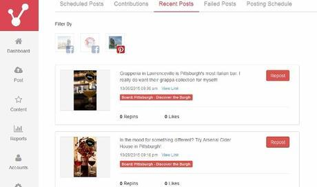 Streamlining Our Pinterest Updates with Viraltag