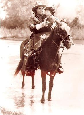 A legend in his own time...The highest paid Star at Fox... until Talkies made Tom Mix' future uncertain.