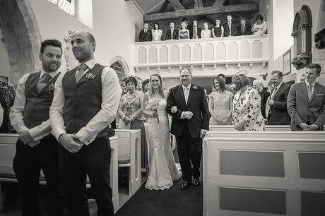 St Ann's Radipole Wedding