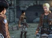 Watch: Trailer ATTACK TITAN Video Game Screenshots