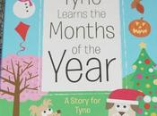 Toddler Tried Tested: Tyne Learns Months Year Book